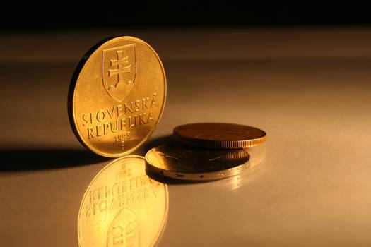 Slovakia money 2