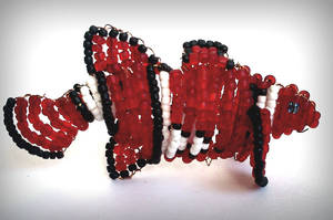 Amphiprioninae. bead