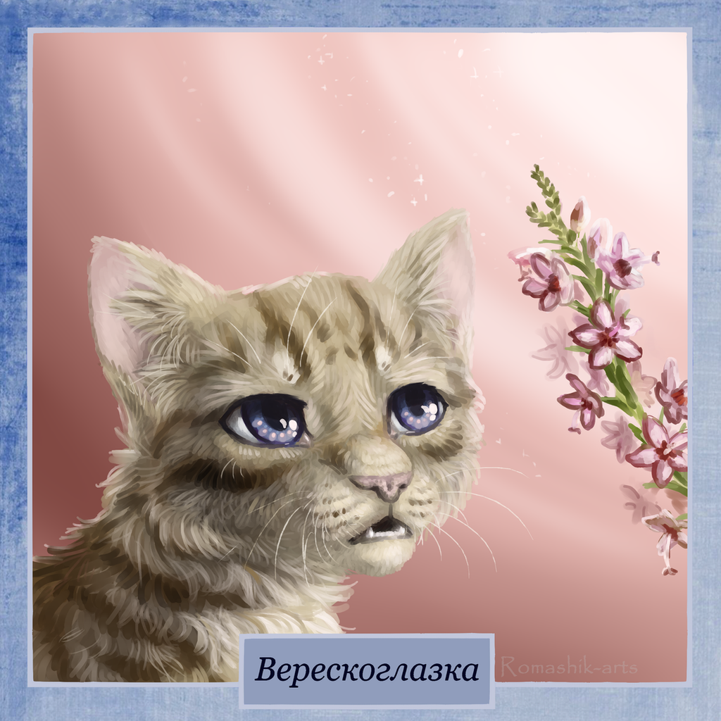 Warrior Cats Heathertail