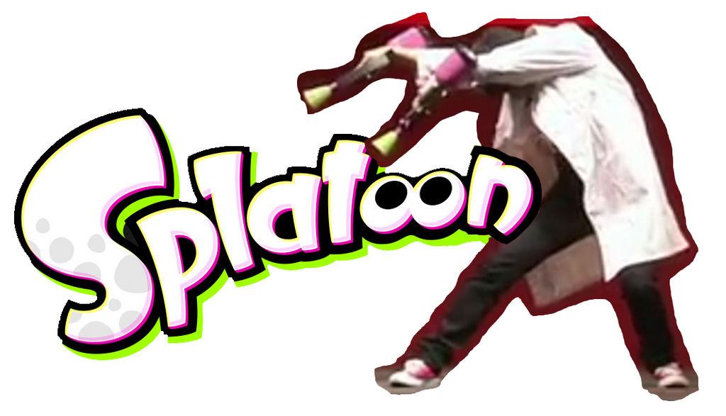 Fixed Splatoon 2 Logo by HampTC