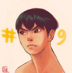 number 9 by Lika-san