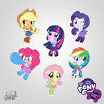 Cute Equestria girls