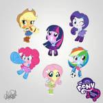 Cute Equestria girls
