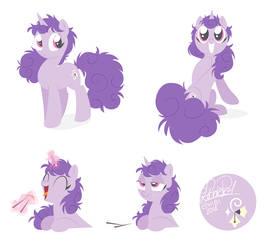 Ponysona Ref