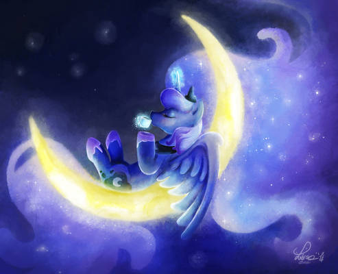 Moonlight Coffee
