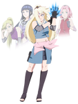Fusion Series 10: Sainata by unitedtribute1