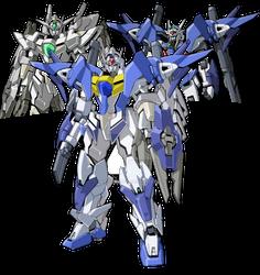 Fusion Request: Reversible Sky Gundam