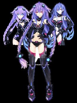 Fusion Request: Purple Iris