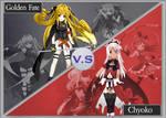Fusion Fight Round 14: Golden Fate vs Chyoko