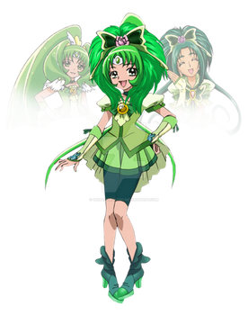 Fusion Request: Cure Minty March