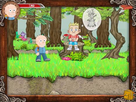 Screenshot The Jungle -Badboy