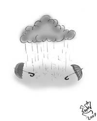 without umbrella (2007)