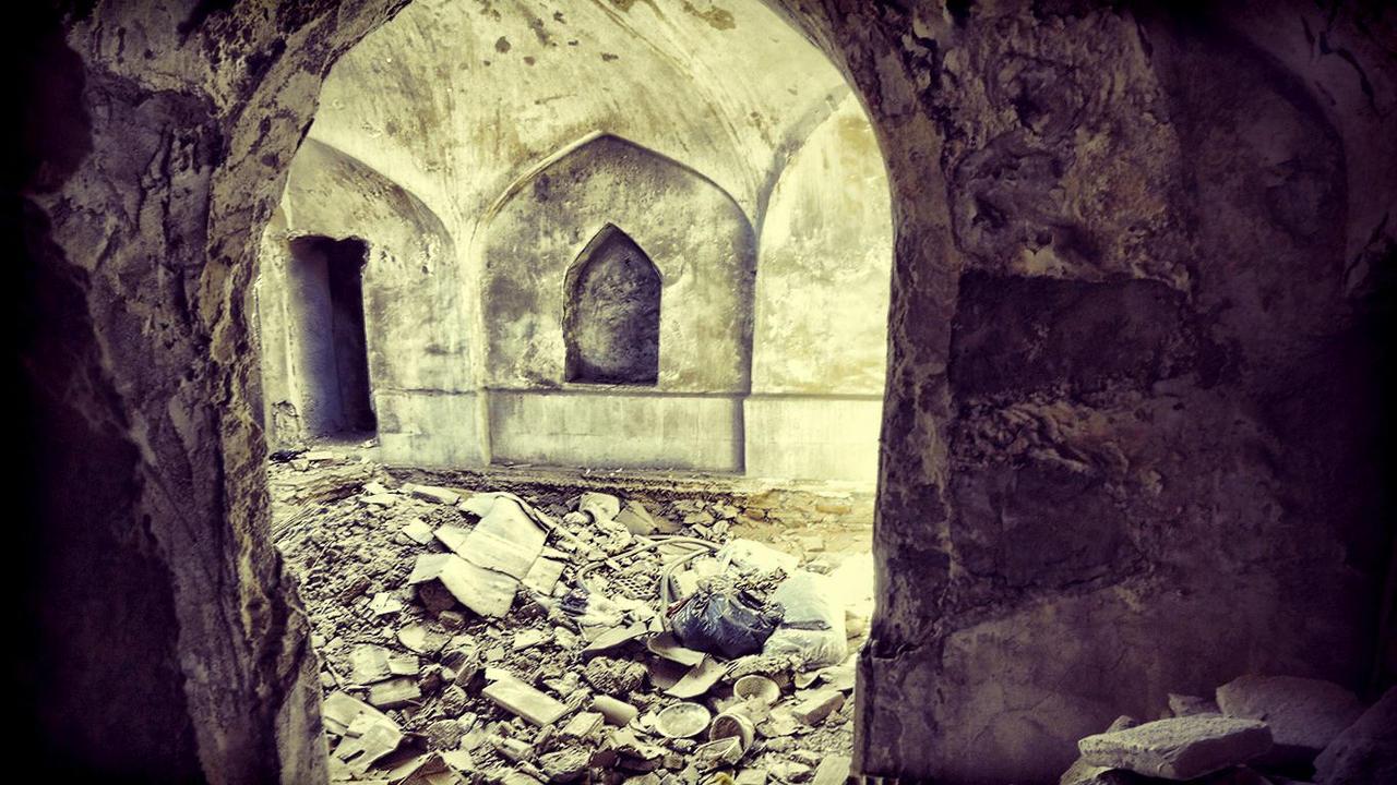 The Ruin Hall