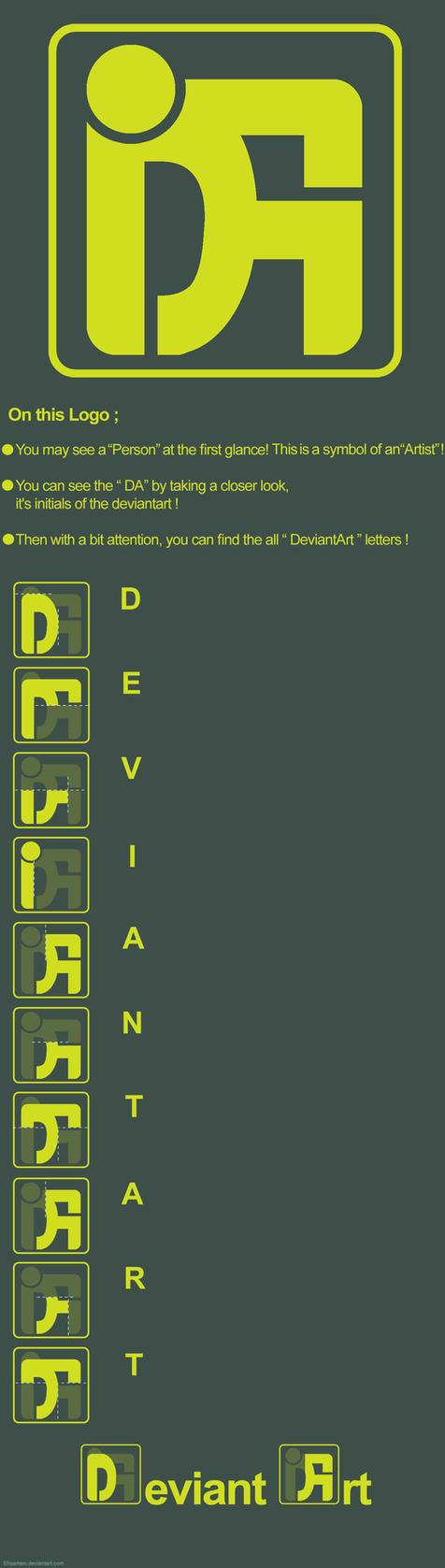 Special deviantart logo by Ehsartem