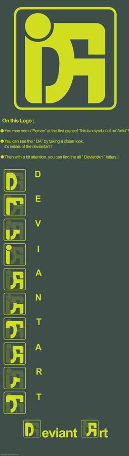 Special deviantart logo