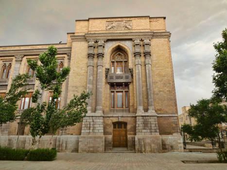 Tehran building