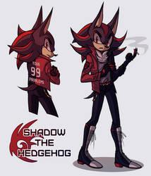 99 problems (AU! Shadow)