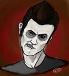 Self Portrait: V2 Darkiplite