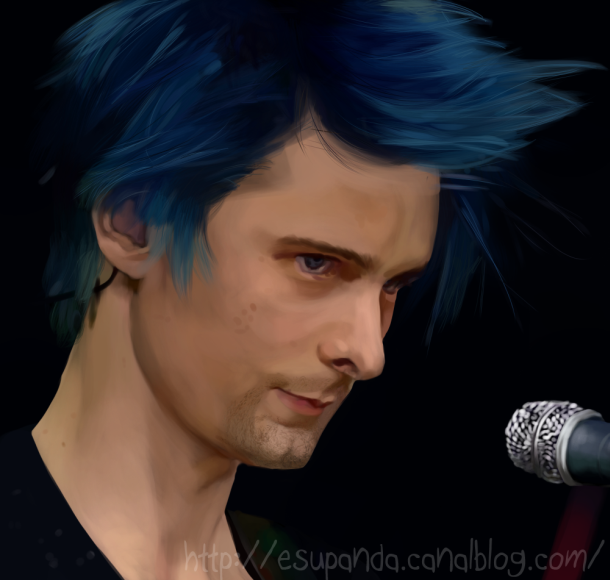 Matt Bellamy by Shu-Silver on DeviantArt