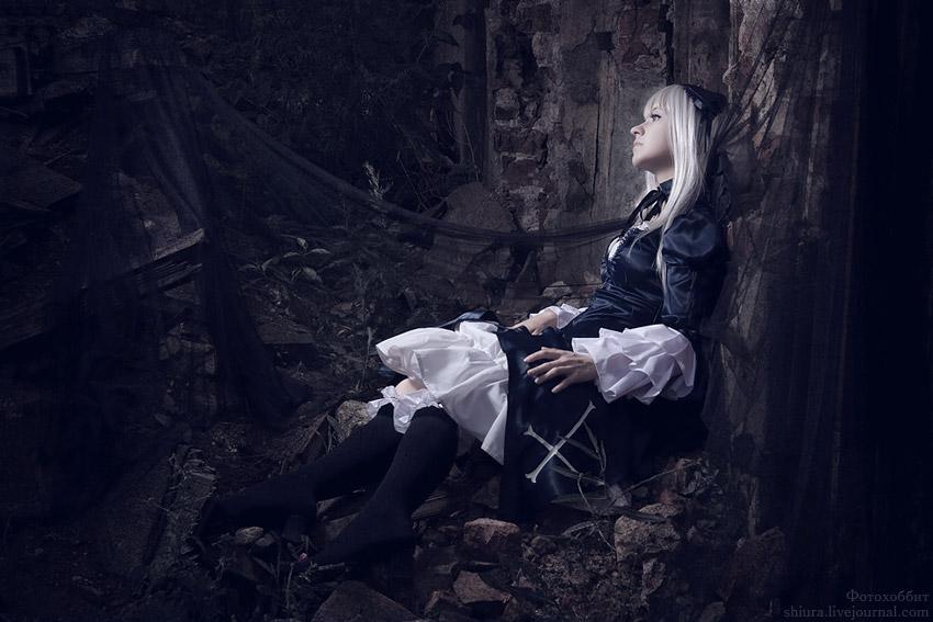 Suigintou. Remain alone by gorlitsa
