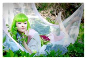 Green lady by gorlitsa