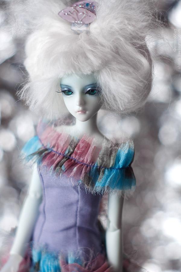 Snow princess 3 by gorlitsa