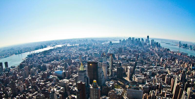 NYC by andthecowsgobaa