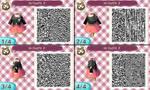 Animal Crossing NL- QR Code- Vocaloid IA
