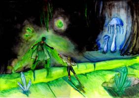 The destruction of magic