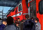Omsk, 025NC train