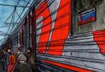 Perm, Vladivostok-Moscow