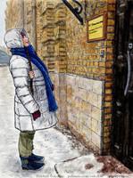 A Shop of New Worlds (At Yauzskaya Street) by Vokabre