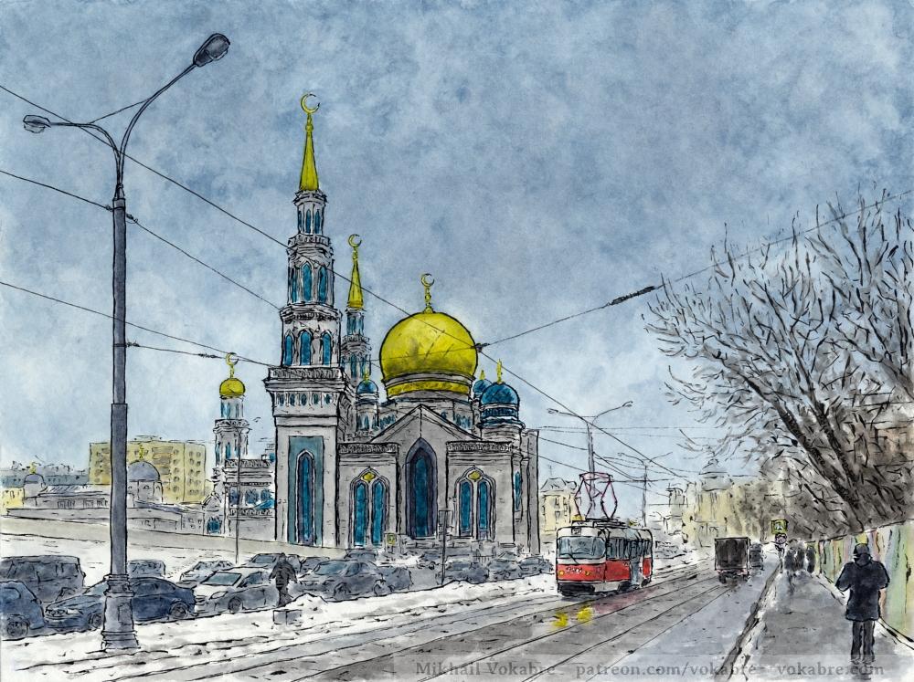 At Durova Street by Vokabre