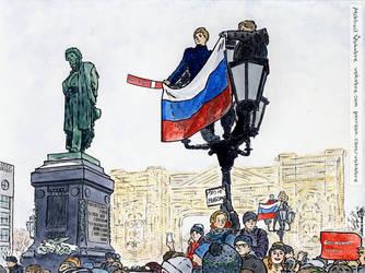 Voters' strike by Vokabre