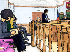 In the Moscow City Court