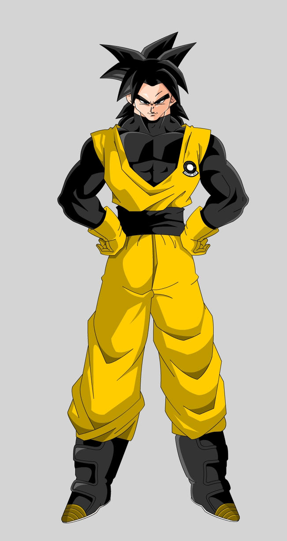 Character Design Dragon Ball Z : My dragonball online character by majin ryan on deviantart