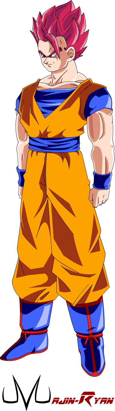 Super Saiyan God Gohan by Majin-Ryan on DeviantArt