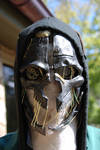 In-game accurate Corvo Attano mask replica
