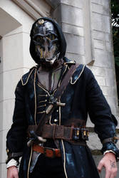 Dishonored by StaggzCosplay