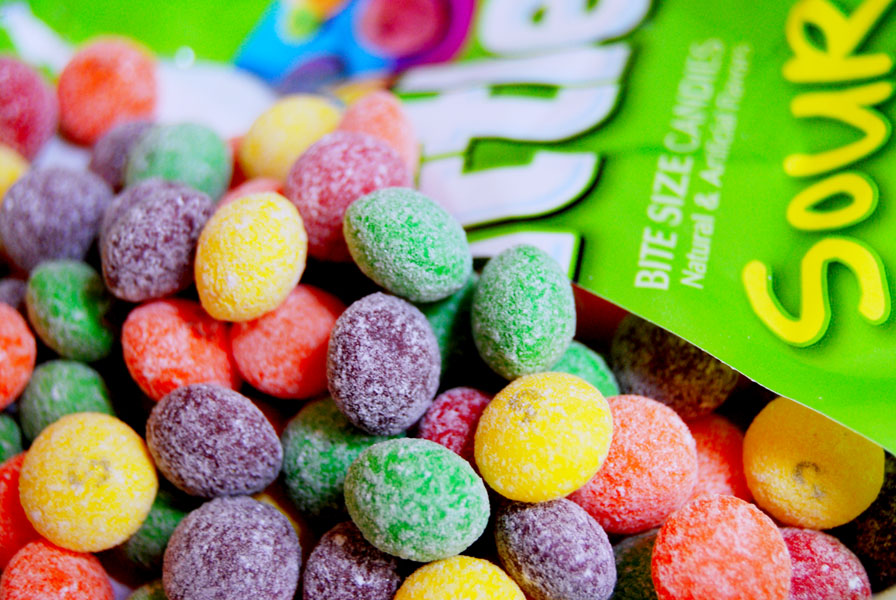 Sour Skittles By Xdilemma