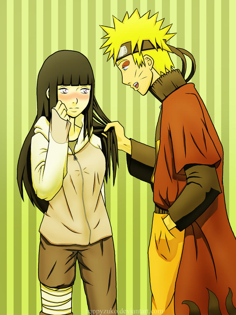 NaruHina - Beautiful by happyzuko