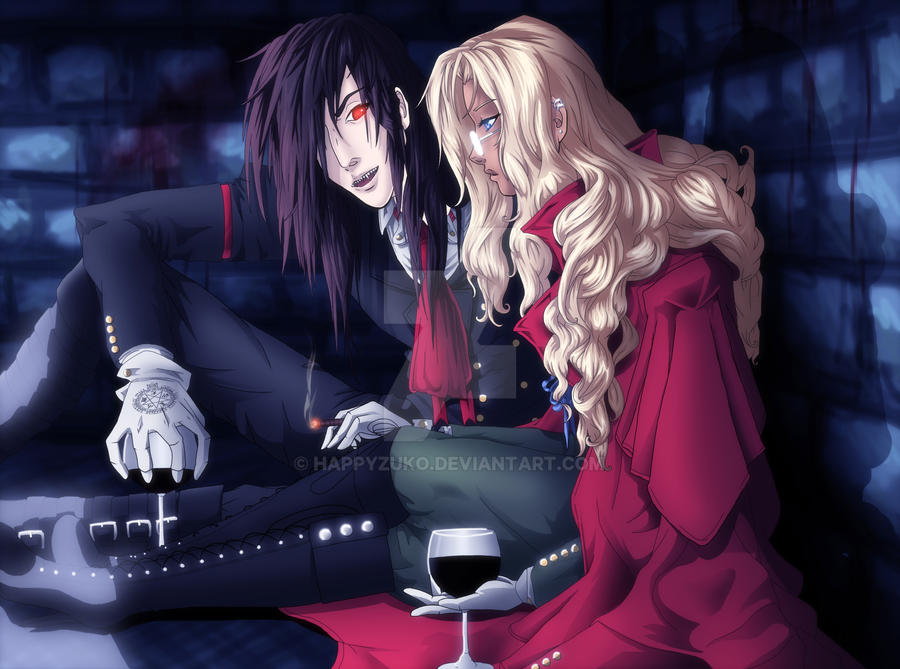 Hellsing - His Favorite Human by happyzuko