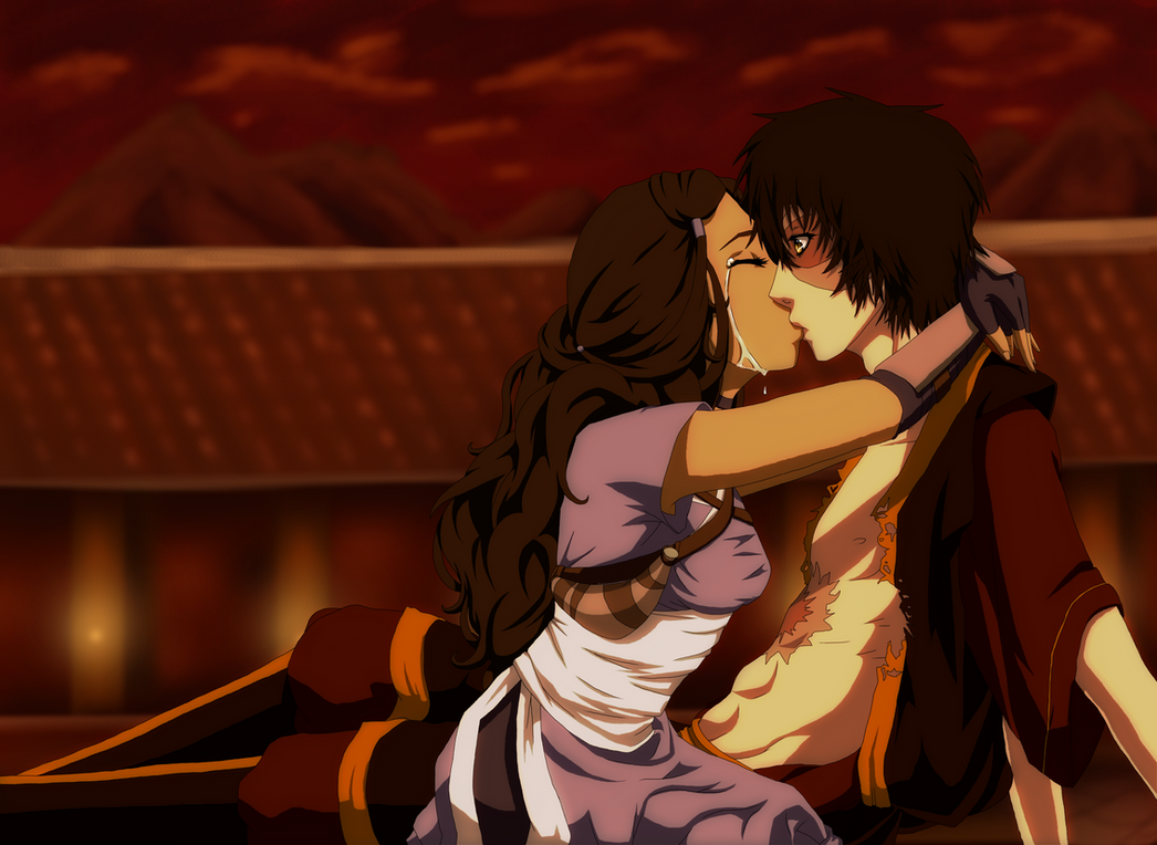 Zutara - Our Ending by happyzuko