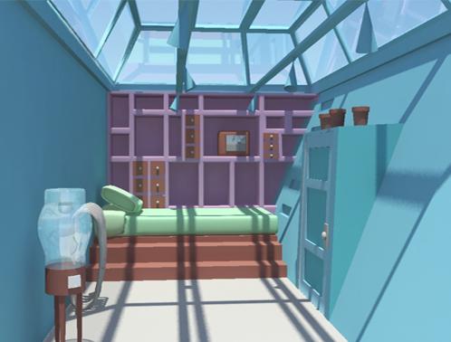 school proj hey arnold bedroom by happyzuko on deviantart
