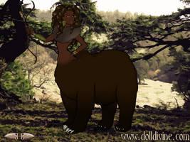 Amber Woods by shewolfzoroark