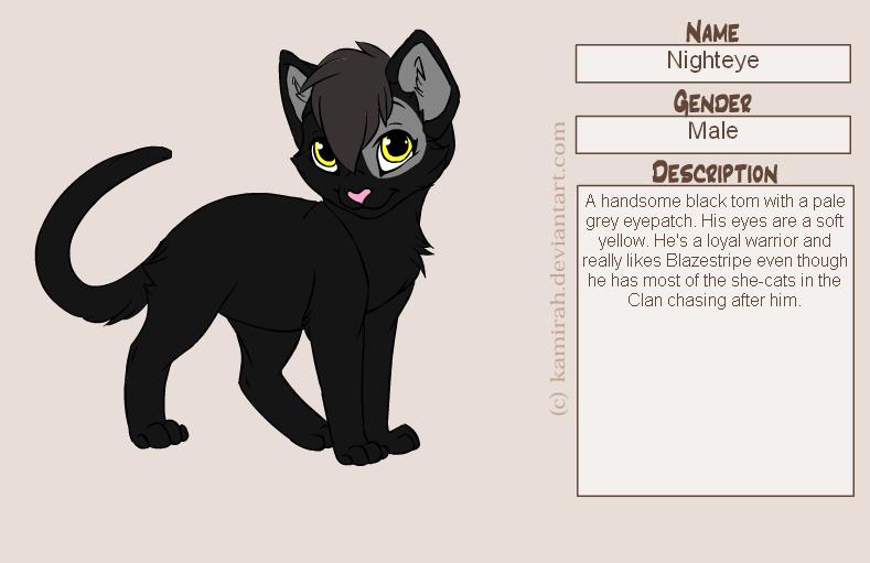 Nighteye by shewolfzoroark