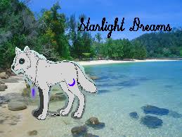 Starlight Dreams by shewolfzoroark