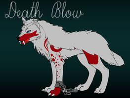 Death Blow by shewolfzoroark