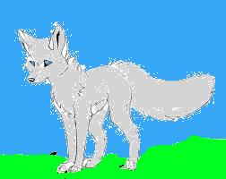 Fallenangel110's Pixel Drawing by shewolfzoroark