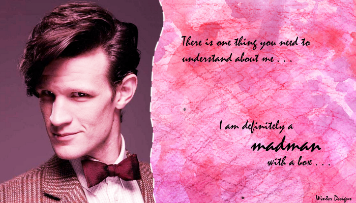 Doctor Who Banner by shewolfzoroark